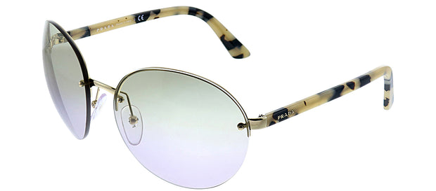 Prada PR 68VS Round Sunglasses