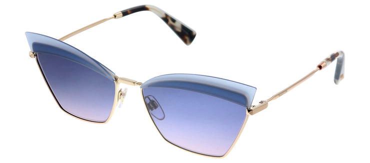 Valentino VA 2029 Cat-Eye Sunglasses