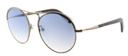 Tom Ford Jessie TF 449 Round Sunglasses