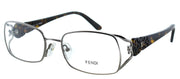 Fendi FE 872 Rectangle Eyeglasses