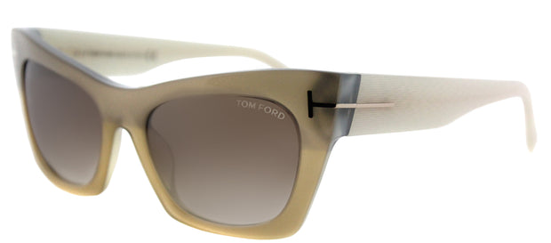 Tom Ford 0459 Kasia Cat Eye Sunglasses