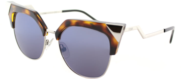 Fendi Iridia 0149 Cat Eye Sunglasses