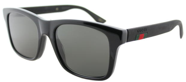 Gucci GG 0008S 002 Square Sunglasses