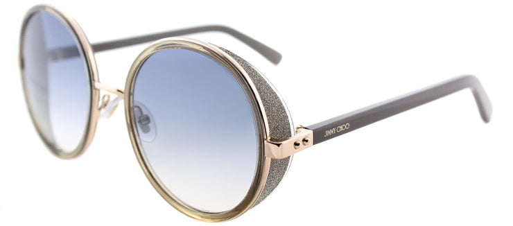 Jimmy Choo JC Andie S9R Round Sunglasses
