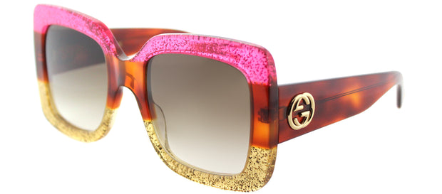 Gucci GG 0083S Square Sunglasses