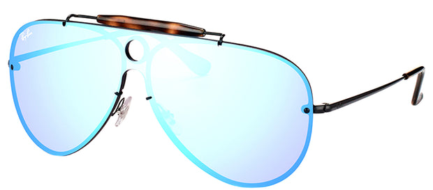 Ray-Ban Blaze Shooter Aviator Sunglasses