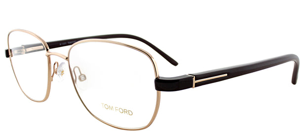 Tom Ford FT 5152 Round Eyeglasses