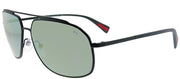 Prada Linea Rossa PS 56RS Aviator Sunglasses