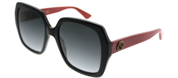 Gucci GG 0096S 003 Square Sunglasses