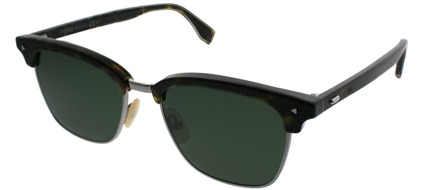 Fendi Men 0003/S Clubmaster Sunglasses