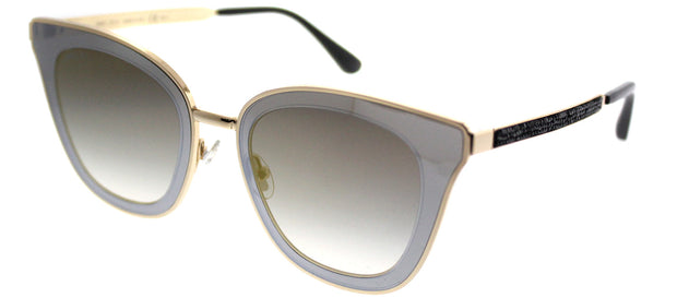 Jimmy Choo Lory Cat Eye Sunglasses