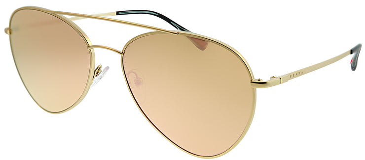 Prada Linea Rossa PS 50SS Aviator Sunglasses