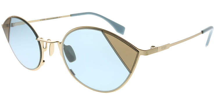Fendi Cut-Eye FF 0342/S Cat-Eye Sunglasses