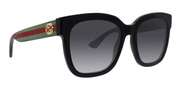 Gucci GG 0034 Women's Square Sunglasses