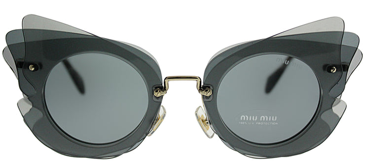 Miu Miu MU 02SS VA43C2 Cat-Eye Sunglasses