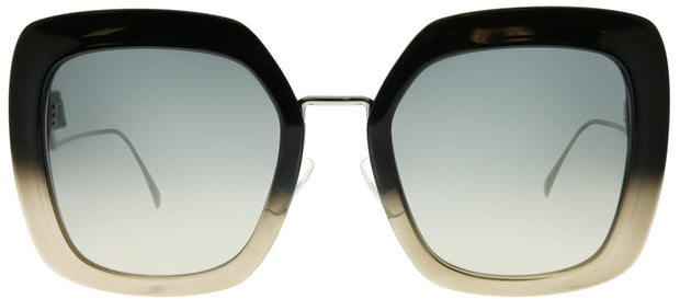 Fendi Tropical Shine FF 0317/S Square Sunglasses