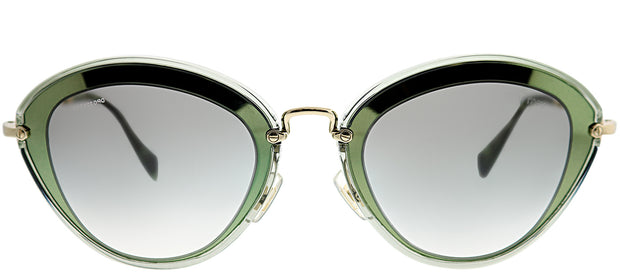 Miu Miu MU 51RS Cat-Eye Sunglasses