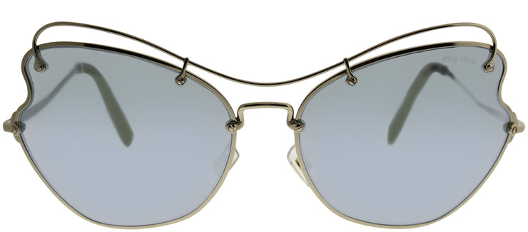 Miu Miu Scenique Collection MU 56RS Cat-Eye Sunglasses