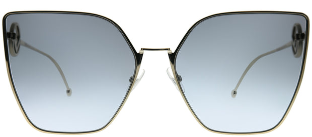 Fendi F Is Fendi FF 0323/S Cat-Eye Sunglasses
