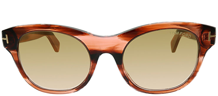 Tom Ford Ally TF 532 Square Sunglasses