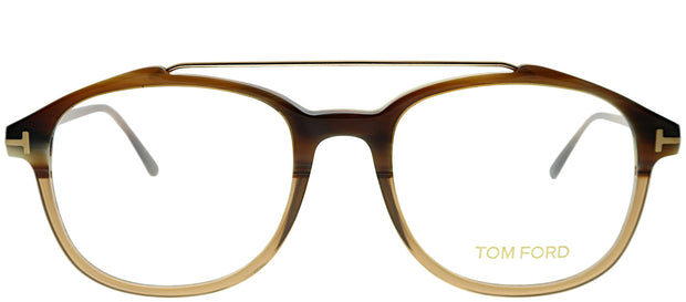 Tom Ford FT 5454 Square Eyeglasses