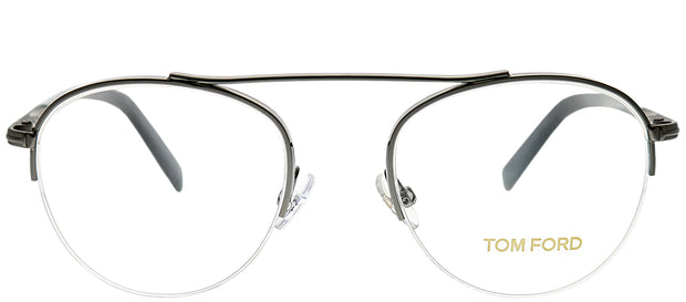 Tom Ford FT 5451 Round Eyeglasses