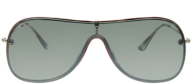 Ray-Ban RB 4311N hield Sunglasses