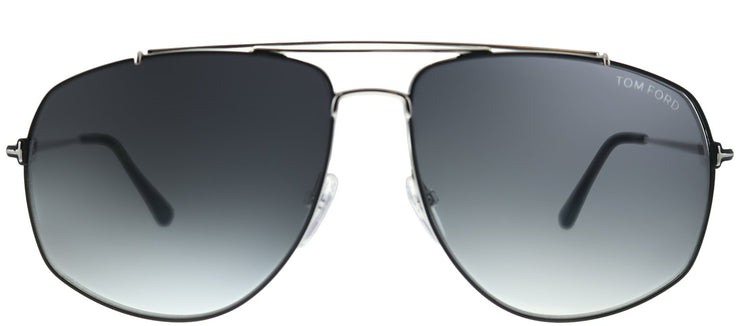 Tom Ford TF 496 18A Aviator Sunglasses
