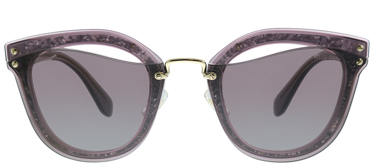 Miu Miu Core Collection MU 03TS Cat-Eye Sunglasses