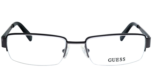 Guess GU 1767 Semi-Rimless Eyeglasses