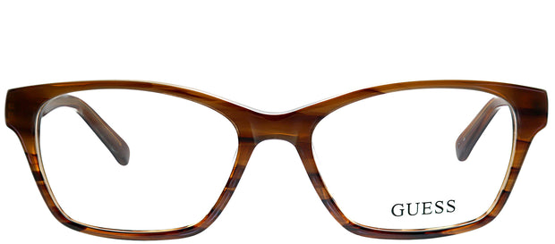 Guess GU 2356 Rectangle Eyeglasses