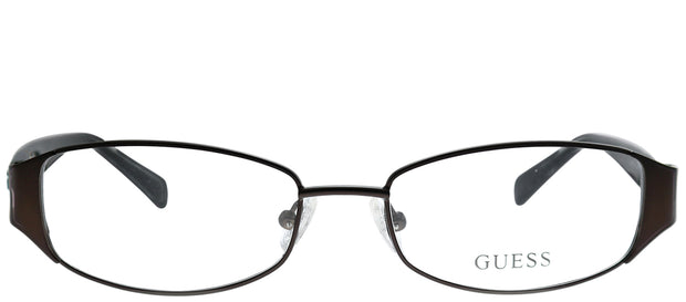 Guess GU 2411 Oval Eyeglasses