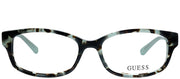 Guess GU 2429 Rectangle Eyeglasses