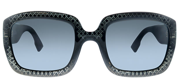 Christian Dior DDiorF Square Sunglasses