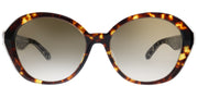 Kate Spade Low Bridge Fit Selma/F/S Oval Sunglasses