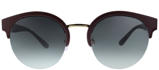 Burberry BE 4241 Round Sunglasses