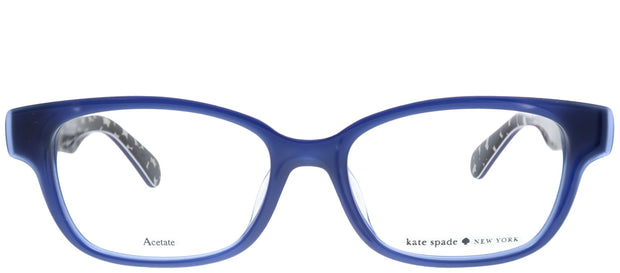 Kate Spade Low Bridge Fit Abelina/F Square Eyeglasses
