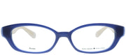 Kate Spade Low Bridge Fit Amedia/F Square Eyeglasses