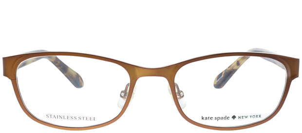 Kate Spade Jayla Rectangle Eyeglasses