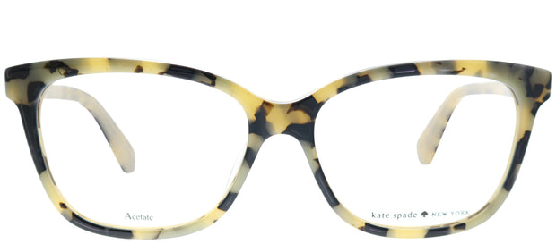 Kate Spade Jorja Rectangle Eyeglasses