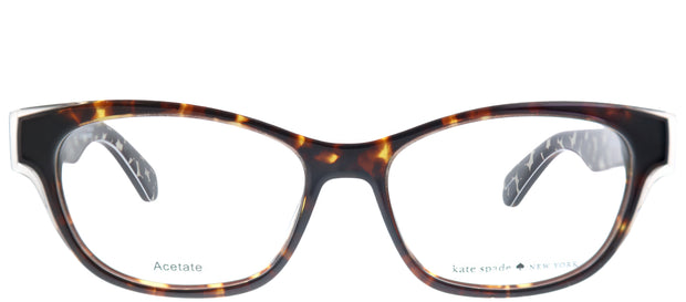 Kate Spade Josee Rectangle Eyeglasses