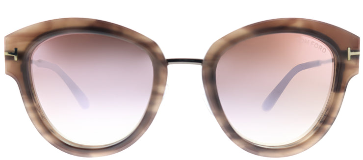 Tom Ford Mia TF 574 Butterfly Sunglasses