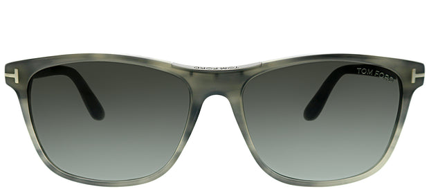 Tom Ford Nicolo-02 TF 629 5 Rectangle Sunglasses