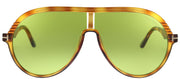 Tom Ford Montgomery-02 TF 647 Shield Sunglasses