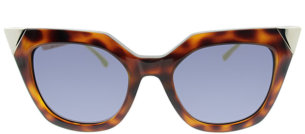 Fendi 0060 Iridia Cat Eye Sunglasses