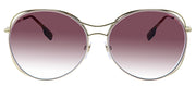 Burberry BE 3105 Round Sunglasses
