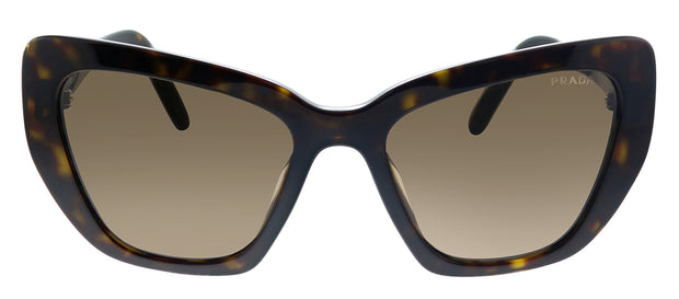 Prada Low Bridge Fit PR 08VSF Cat-Eye Sunglasses