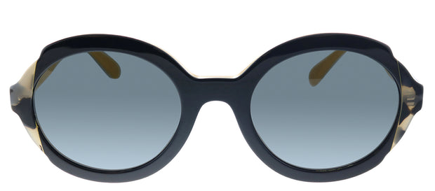Prada PR 17US Oval Sunglasses