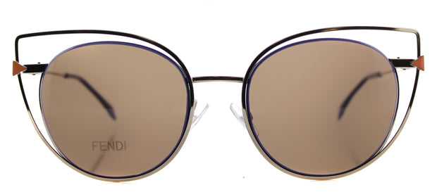 Fendi 0176 Cat Eye Sunglasses