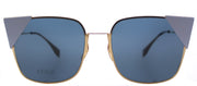 Fendi LEI FF 0191 Cat-Eye Sunglasses